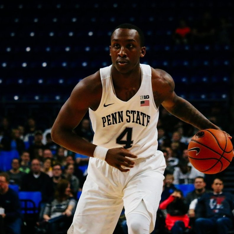 Penn State Basketball Player Charged with Marijuana Possession
