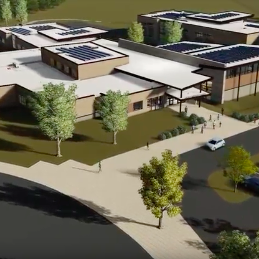 Schools, Market to Receive Nearly $1 Million in State Solar Energy Funding