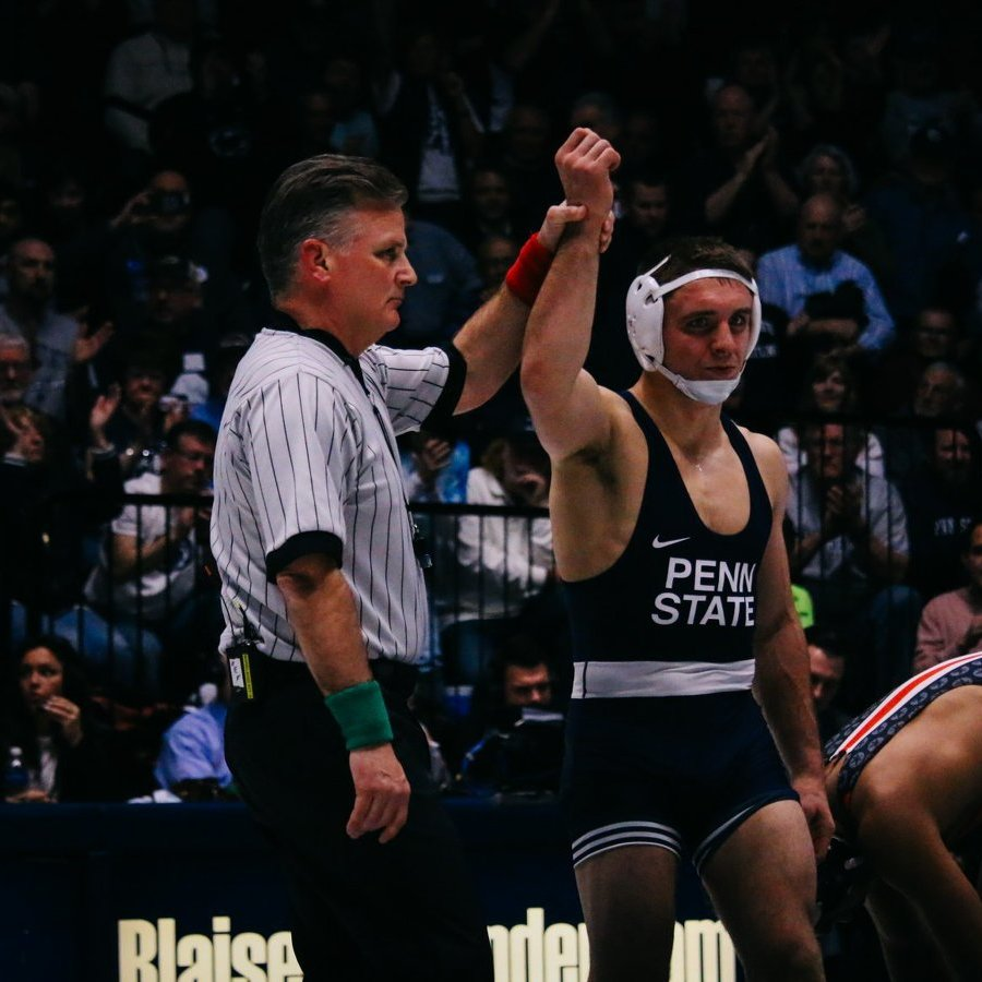 Penn State Wrestling: Retherford and Nickal Up for Hodge Trophy