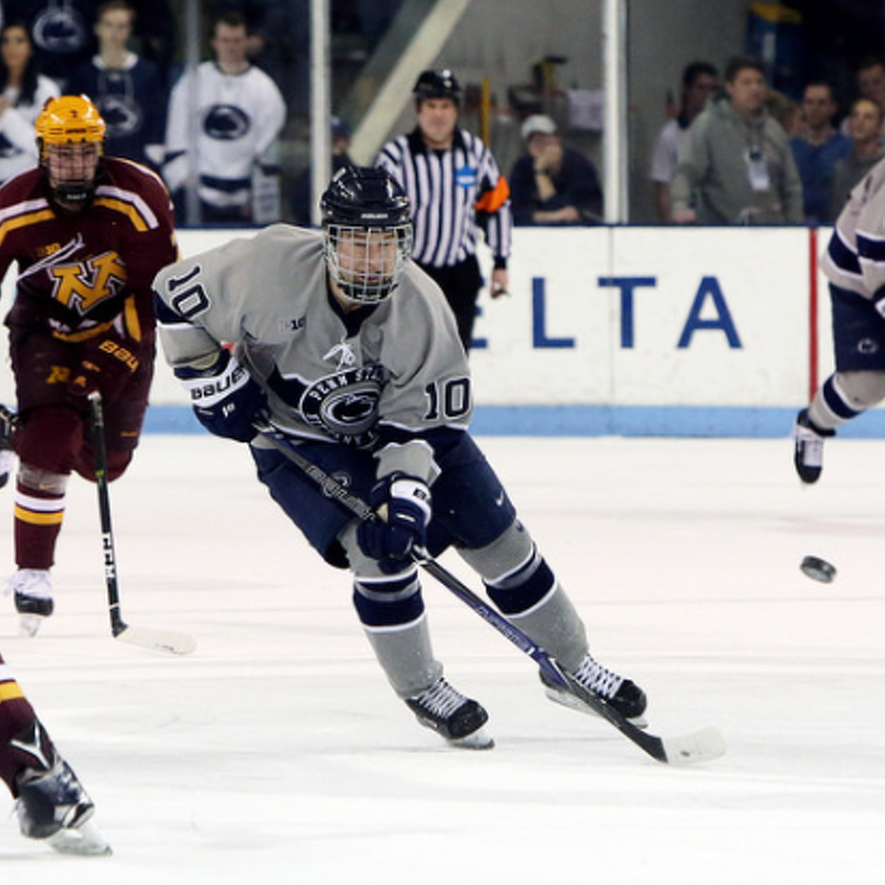 Penn State Hockey: Fresh And Ready, Nittany Lions Eager For Rematch With Denver
