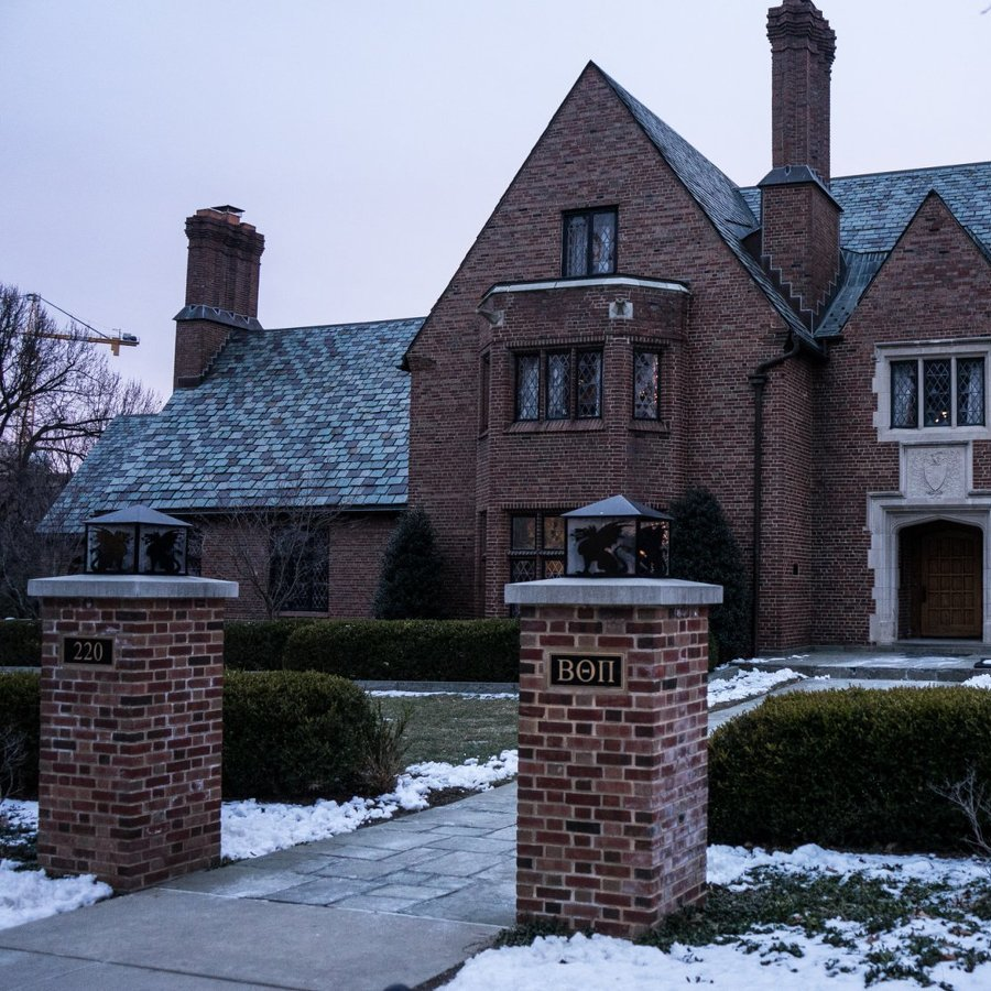 Weather Forces Delay of Beta Theta Pi Hearing