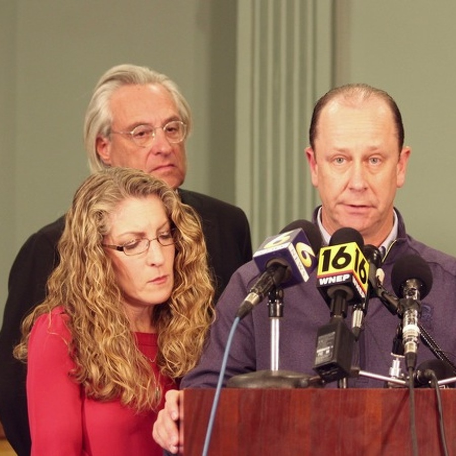 Corman, Piazza Family to Introduce 'Groundbreaking' Anti-Hazing Legislation
