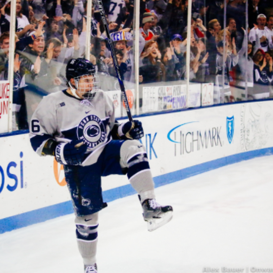 Penn State Hockey: Sturtz To Forego Senior Season, Signs With Senators