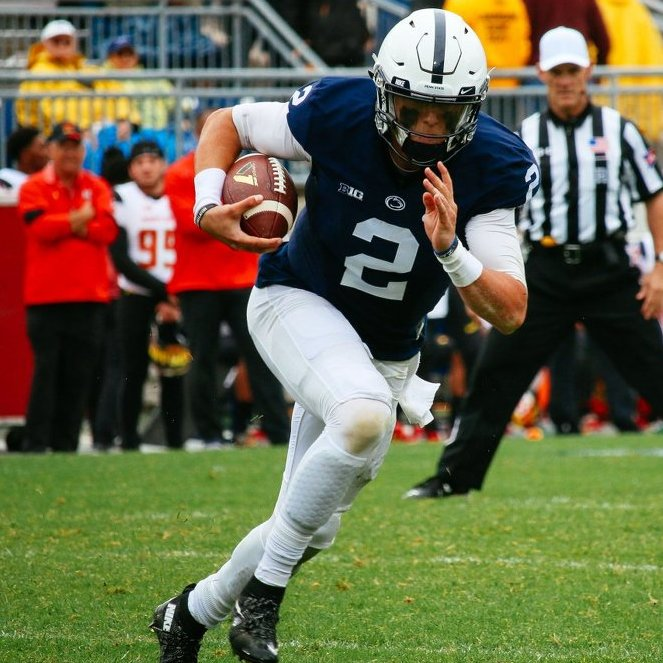 Penn State Football: Tommy Stevens To Stay At Penn State