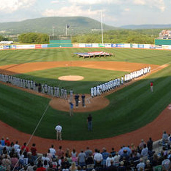 State College Spikes Announce High School Baseball Series for Medlar Field
