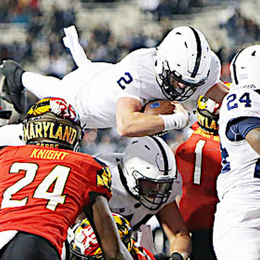 Penn State Backup QB Spot No Longer in Jeopardy: The Answer is Tommy Stevens