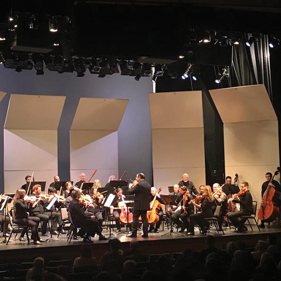 About Town: Music of Pennsylvania Chamber Orchestra being enjoyed at State Theatre again, thanks to acoustic shells