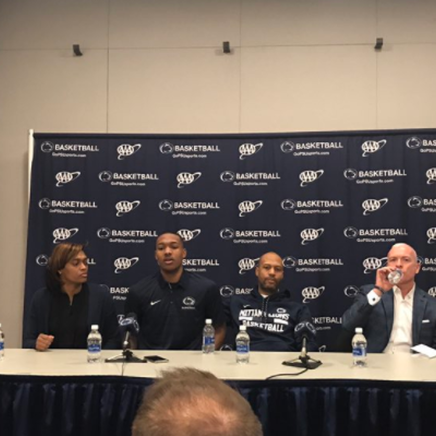 Penn State Basketball: Tony Carr Declares For NBA Draft, Will Hire Agent