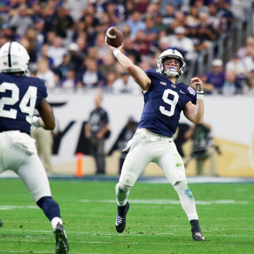Penn State Football: McSorley Working On Chemistry This Spring With New Targets