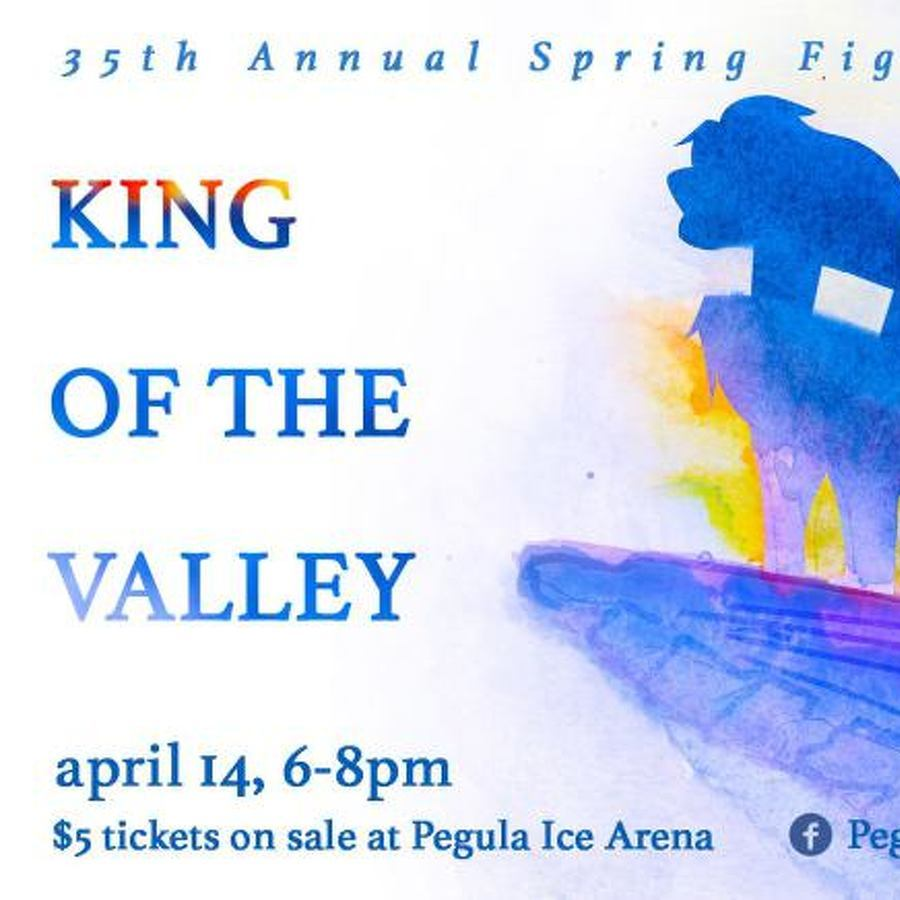 Pegula Ice Arena to Host 'King of the Valley' Figure Skating Show
