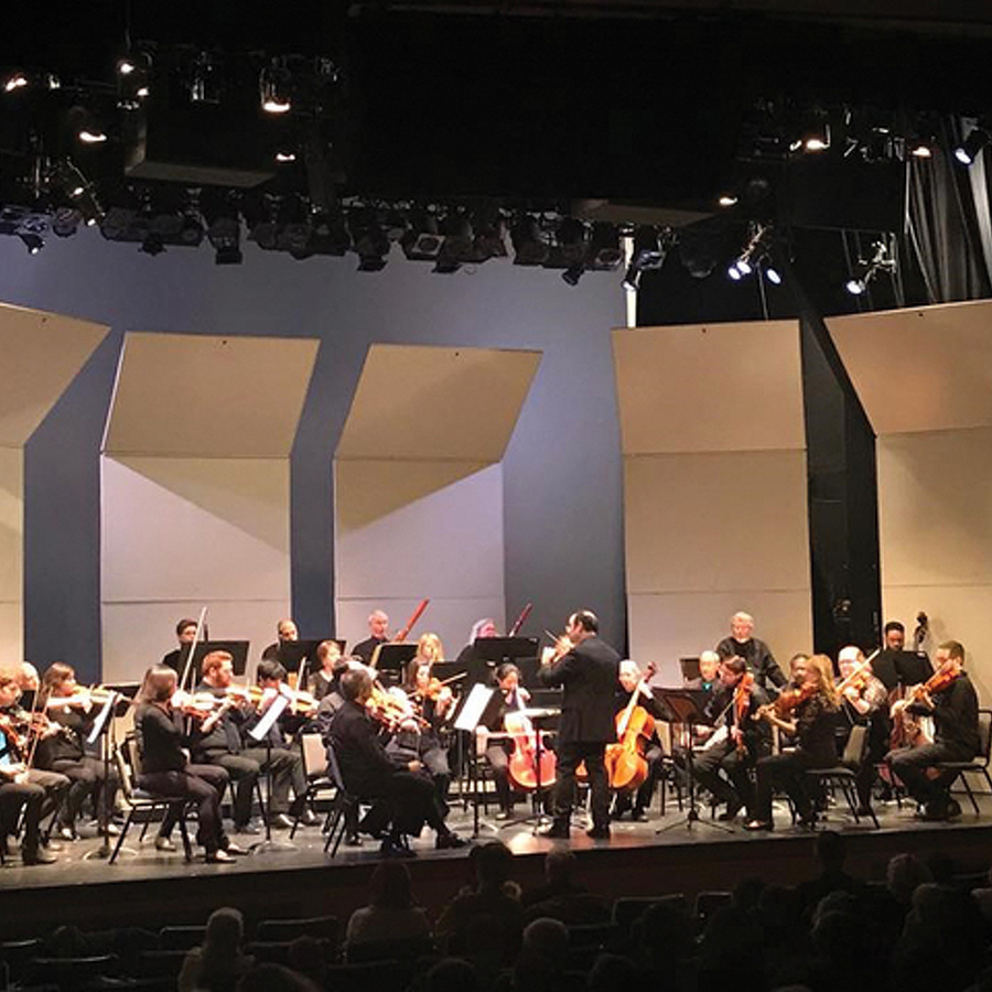 Music of Pennsylvania Chamber Orchestra Being Enjoyed at State Theatre Again, Thanks to Acoustic Shells