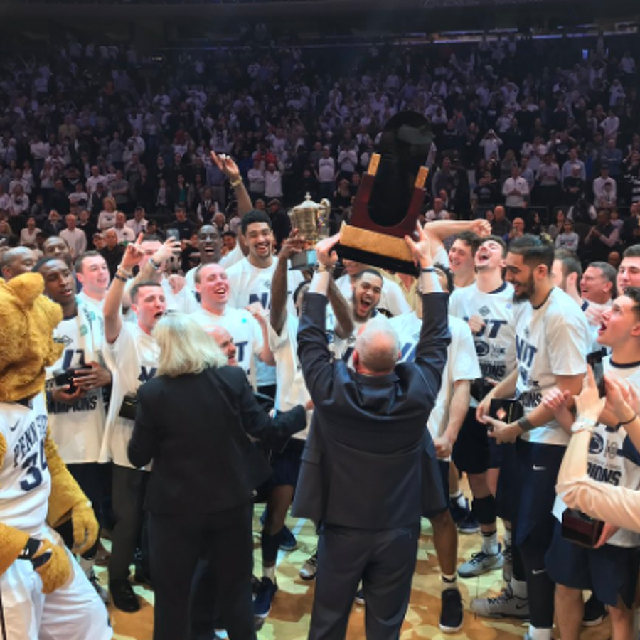 Penn State Holds Steady At No.2 In Latest Learfield Standings