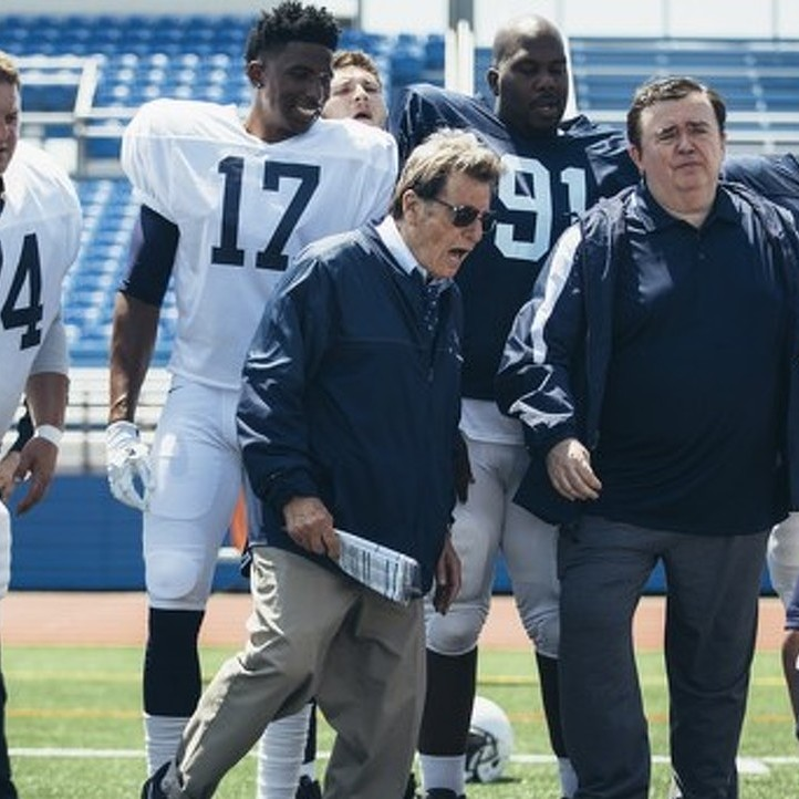 Nearly 300 Former Penn State Football Players Issue Statement Criticizing HBO's 'Paterno'