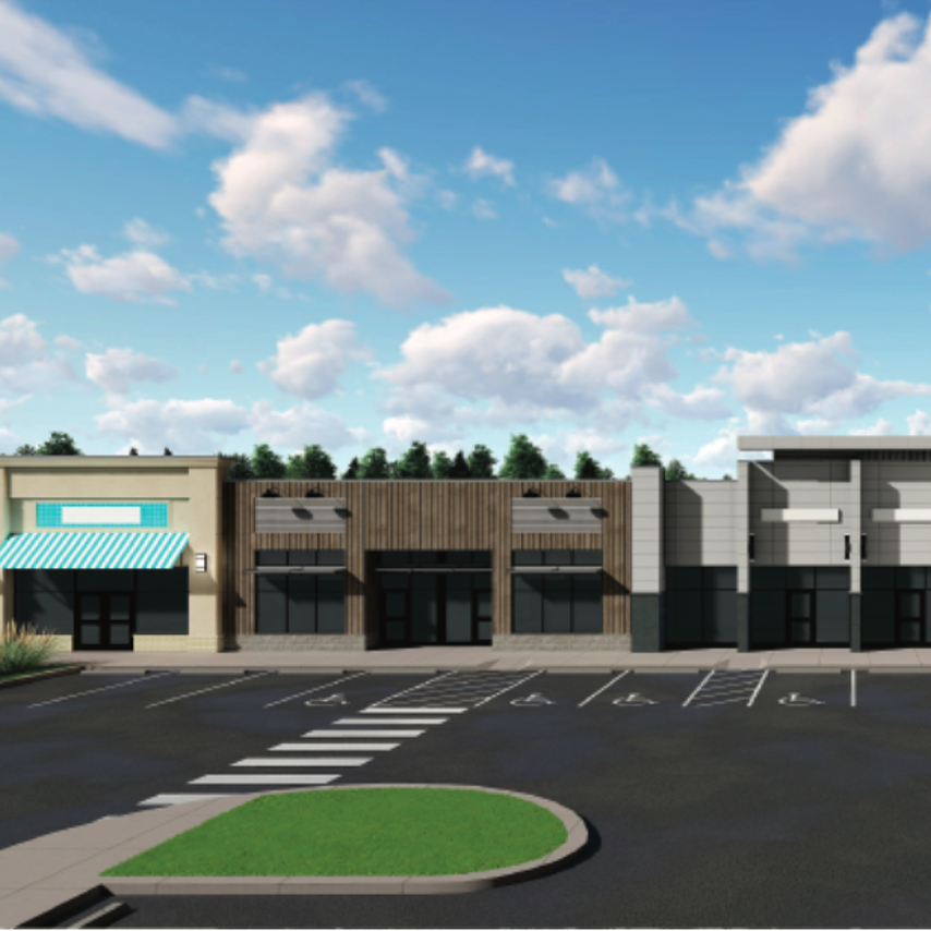 Patton Town Center Moves Toward Final Phase of Development