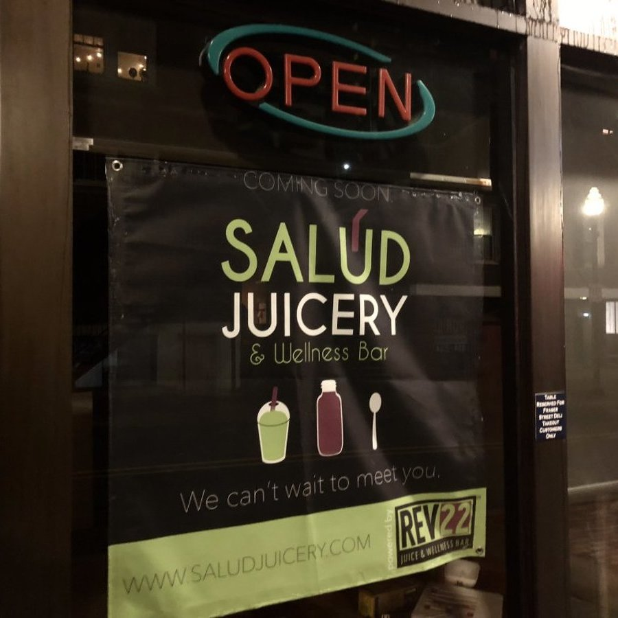 Pittsburgh-Based Juicery to Open at Former Fraser Street Deli Location