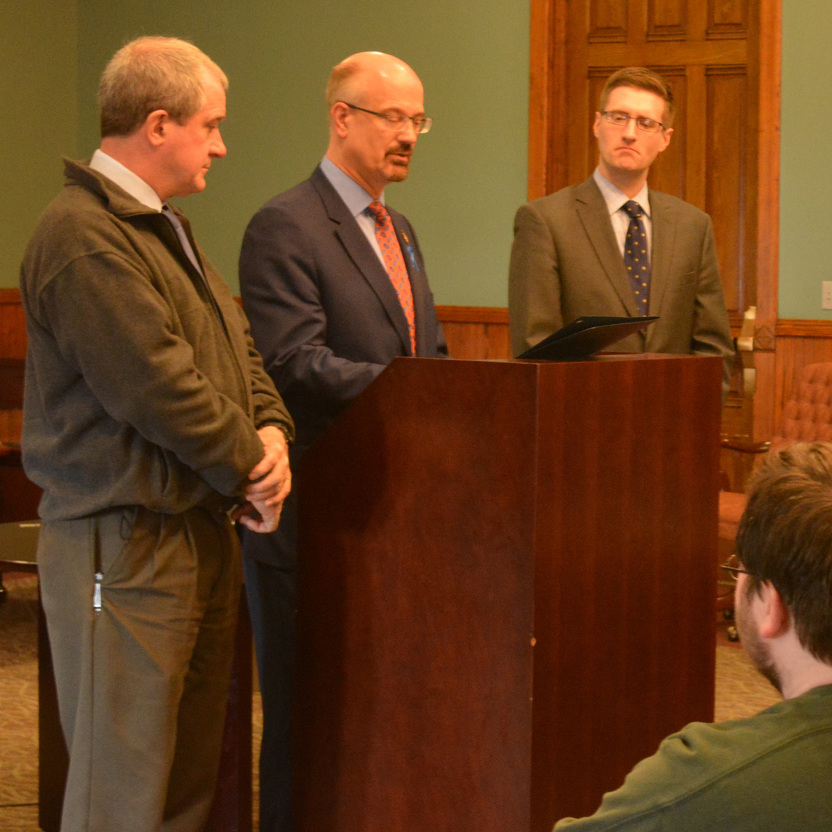 County recognizes Sexual Assault Awareness and Child Abuse Prevention Month