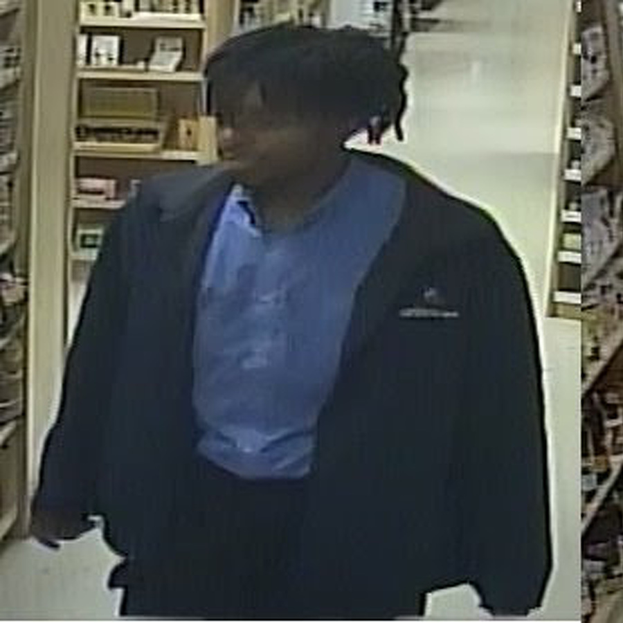 Suspect Sought in Theft from College Township Store