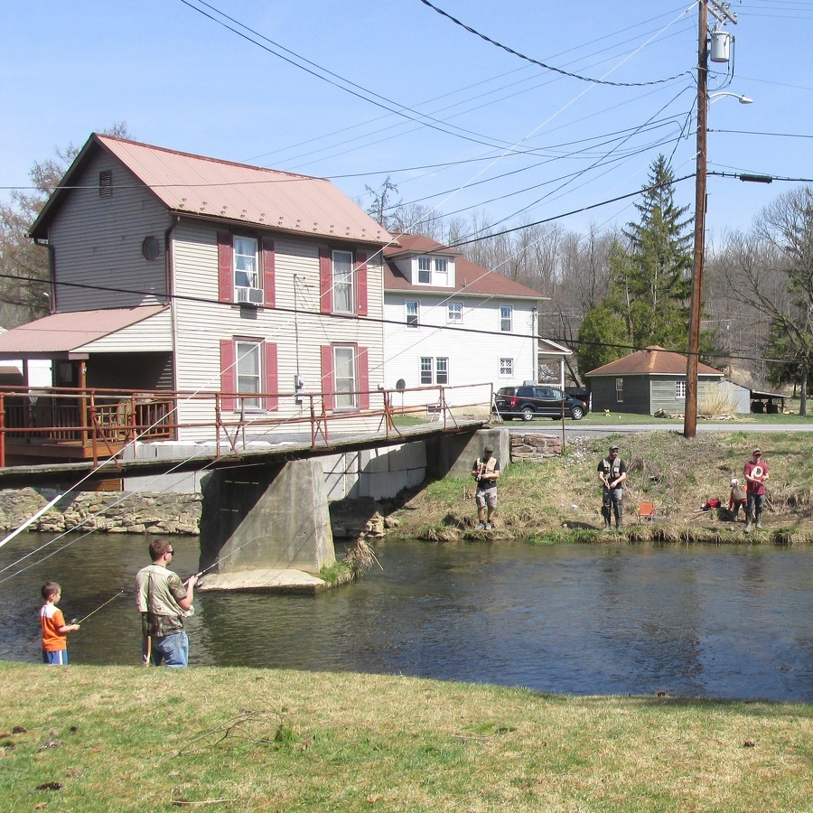Trout season opener draws crowds to Penns Valley streams