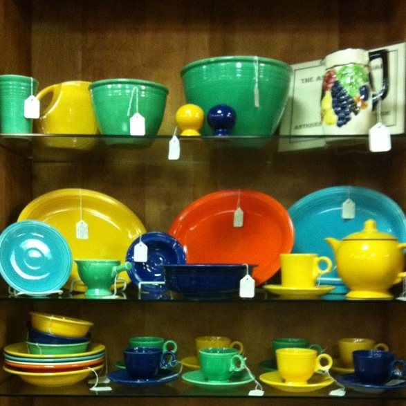 American-made Fiestaware continues to be collectible