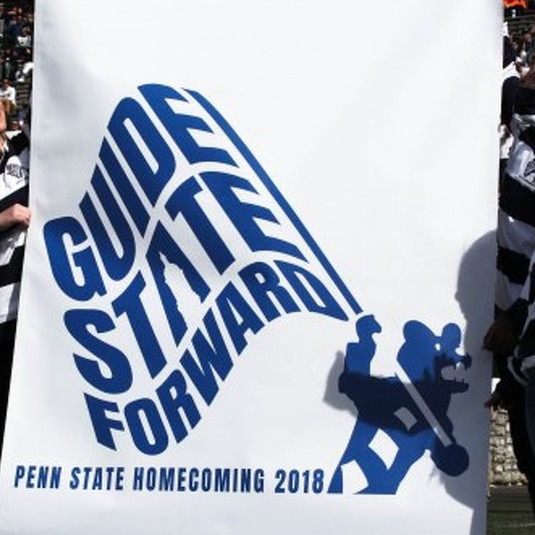Penn State Homecoming Names State High Teacher as Honorary Grand Marshal