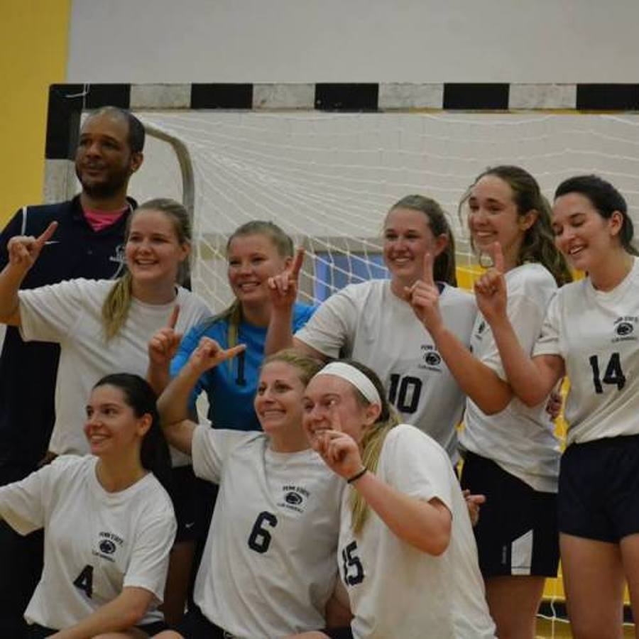 Penn State Women's Handball Wins First National Championship