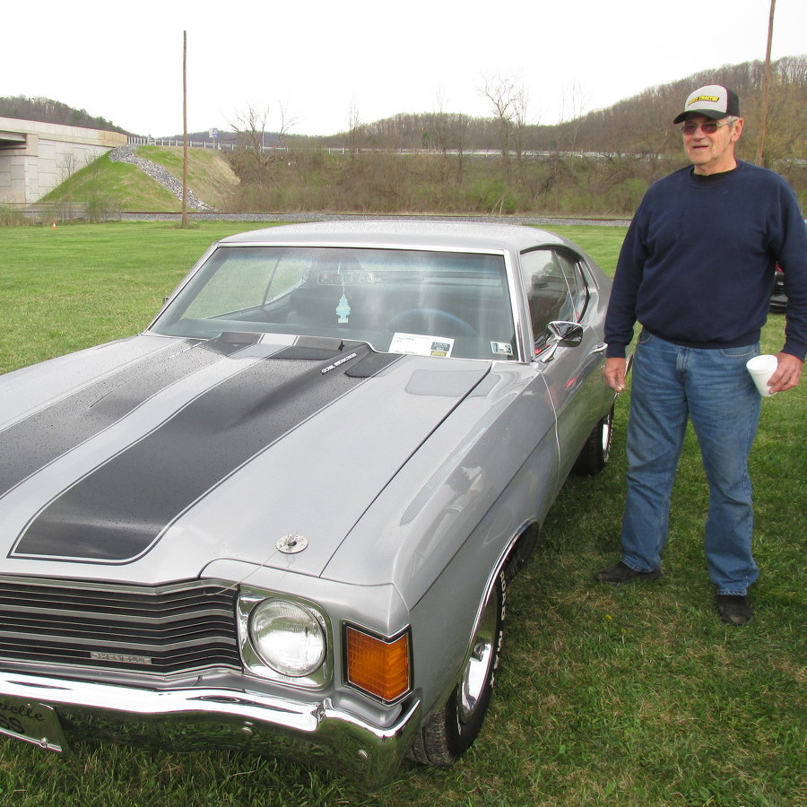 Milesburg cruise-in benefits local veteran