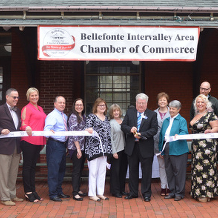 Chamber Celebrates 80 Years of Bellefonte Growth
