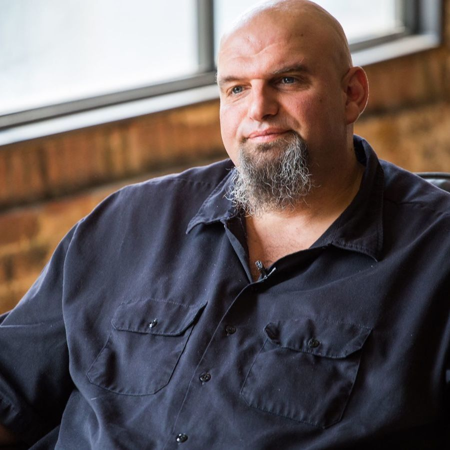 Fetterman Wins Democratic Primary for Lieutenant Governor