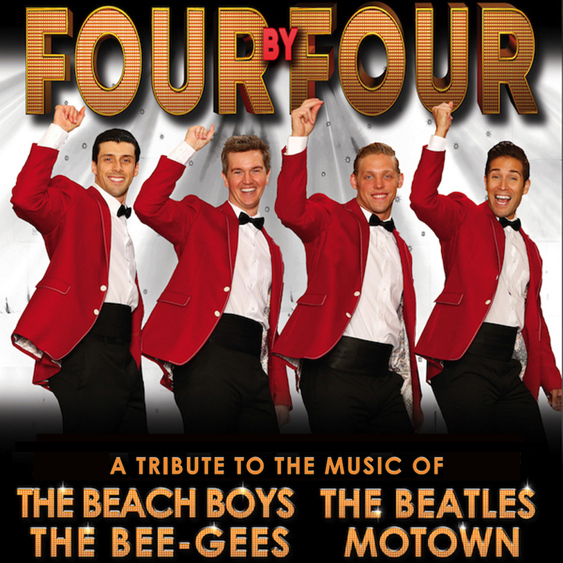 Four by Four to play at Rowland Theatre