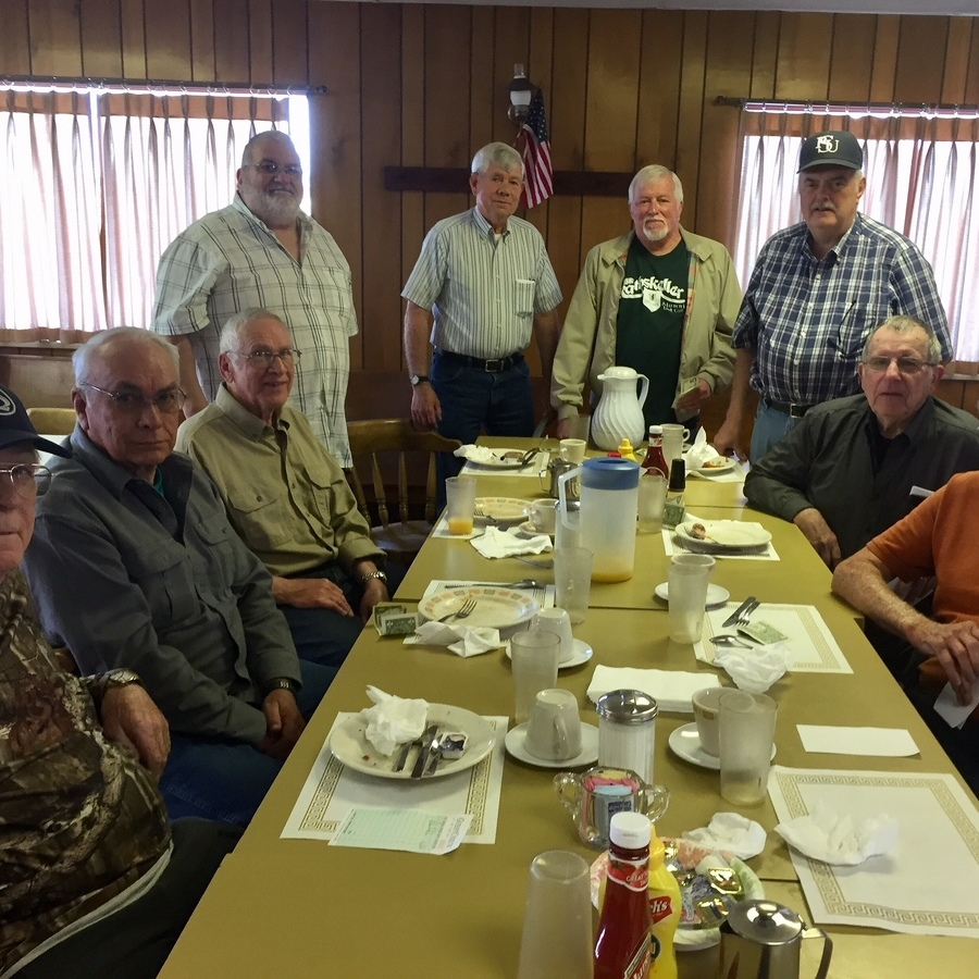 Former Corning Workers Meet to Reminisce