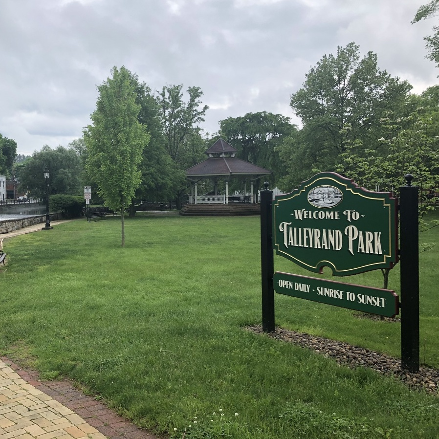 Nighttime movies at the park coming to Talleyrand
