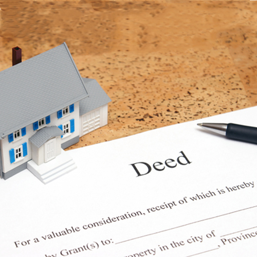 Deed reports recorded April 30 through May 4