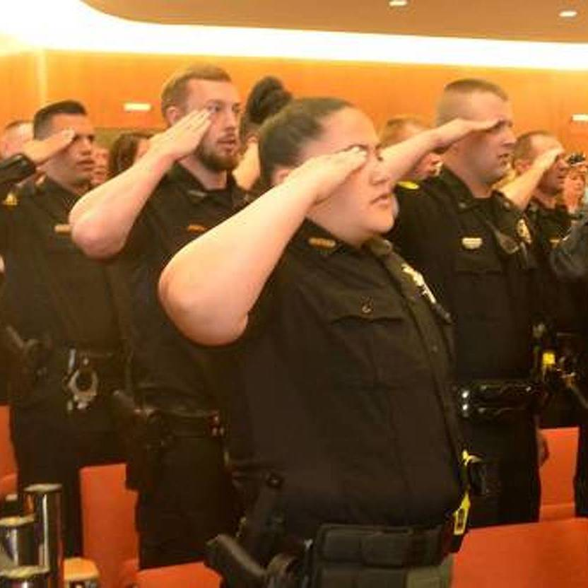 Penn State Program Graduates New Deputy Sheriffs
