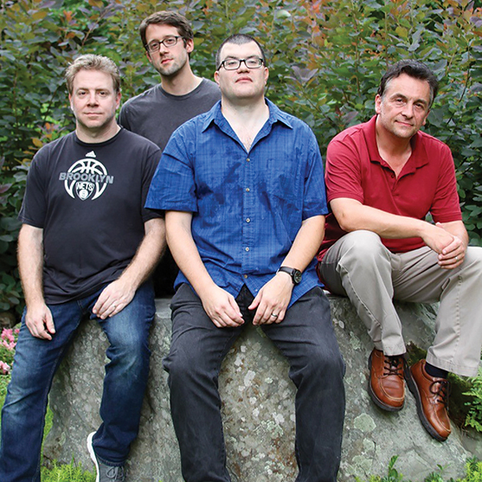 Jazz artist Jay Vonada and his quartet get set to release a CD with many moods and grooves