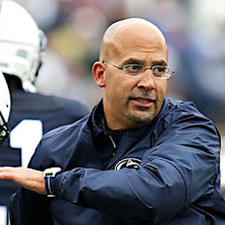 """James Franklin & Penn State: """"With Recruiting We've Been on a Pretty Hot Stretch"""""""