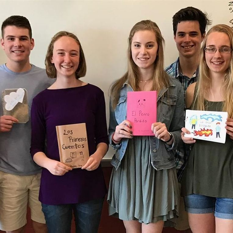 'Small Efforts of Love Can Do Big Things:' State High Students Create Storybooks for Dominican Orphanage