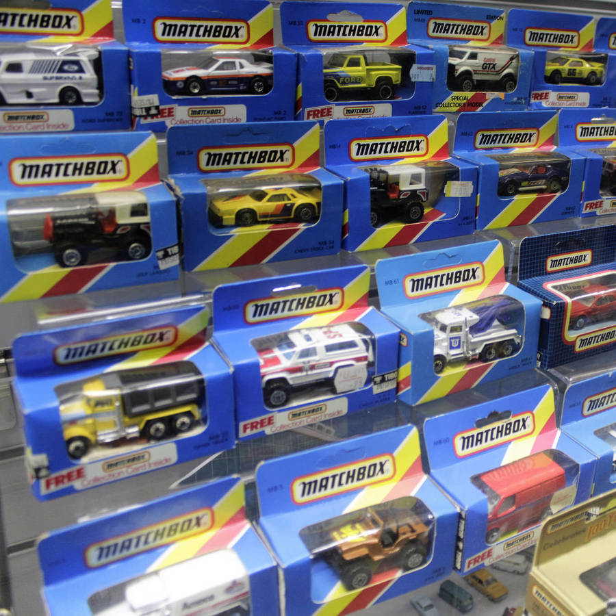 Longing for the Days of Matchbox and Hot Wheels When It Comes to Buying a New Car