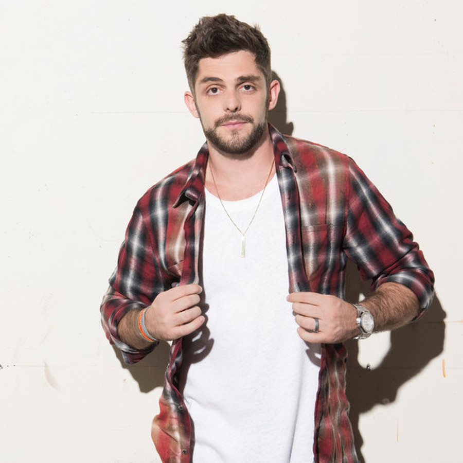 Thomas Rhett Headed to Bryce Jordan Center