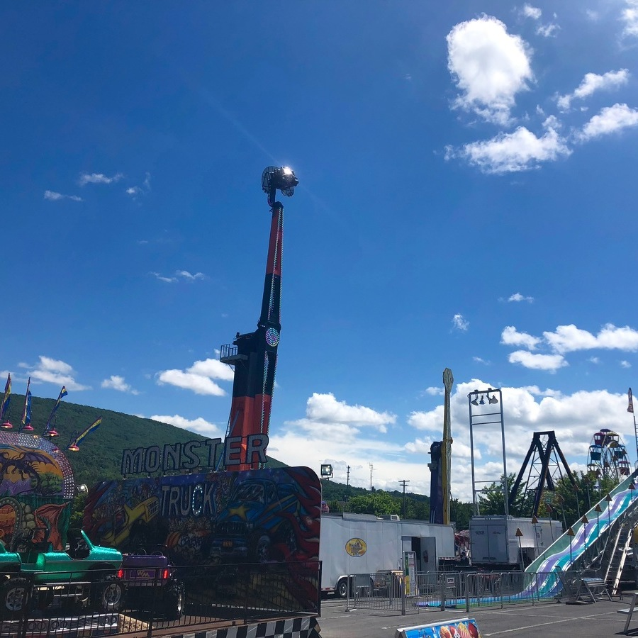 Carnival Comes to Nittany Mall