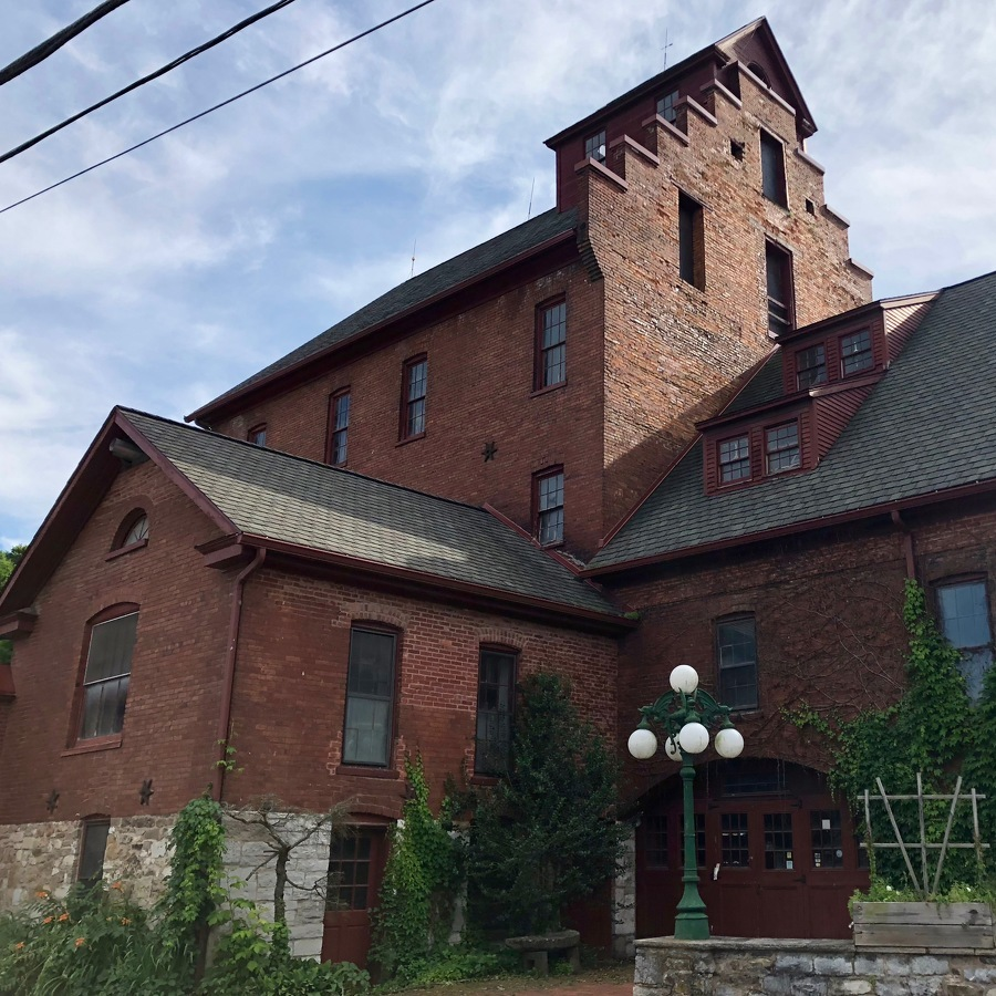 Gamble Mill Is Back on the Market