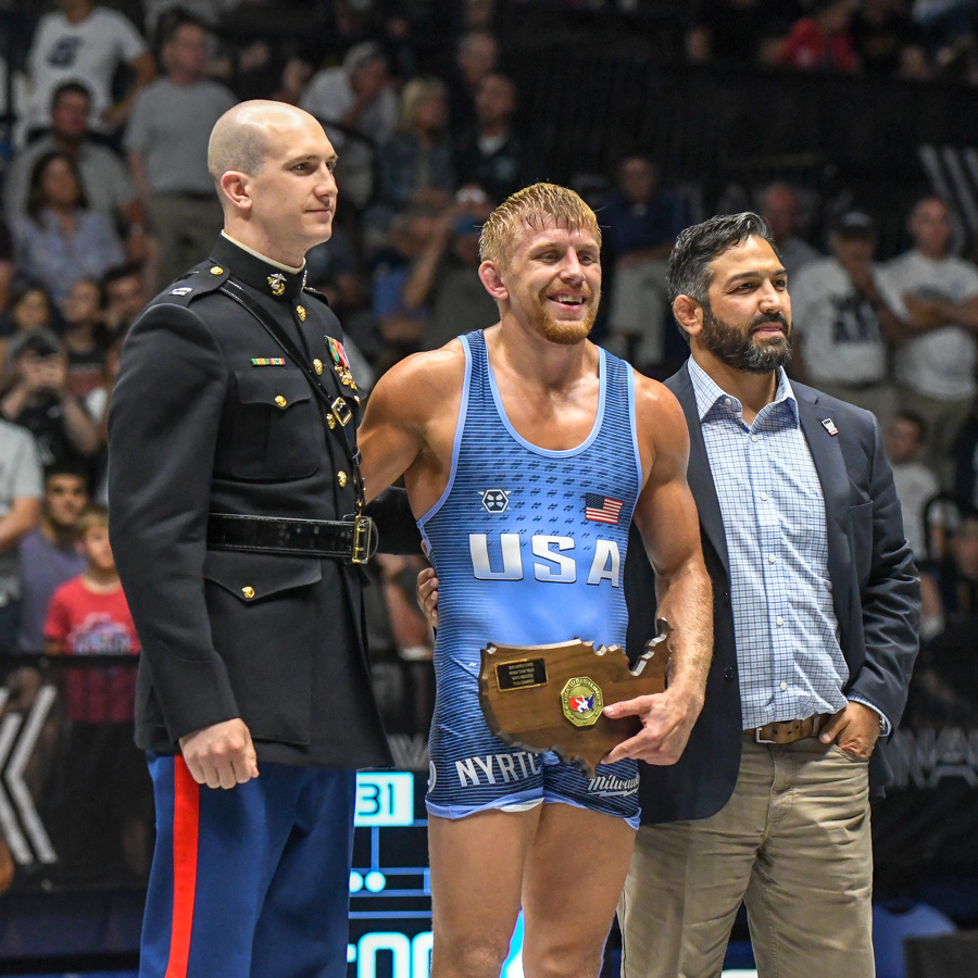 Taylor earns world team berth at Final X