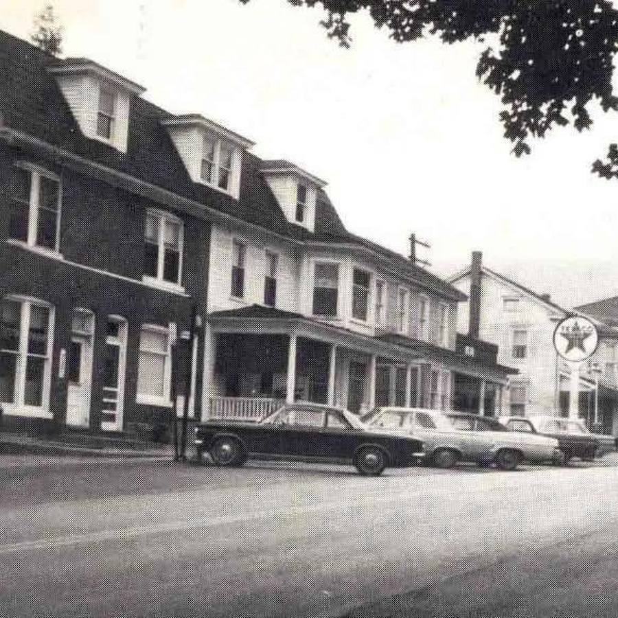 Author reminisces about Penns Valley of an earlier time