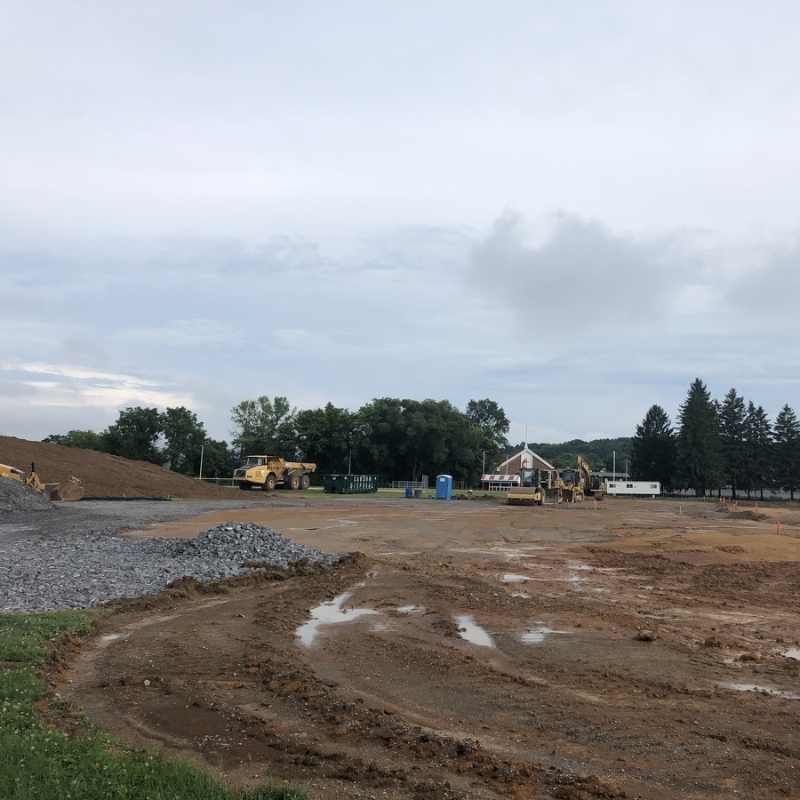 Rogers Stadium Phase 1 Under Way with Hopes to Be Ready for First Game