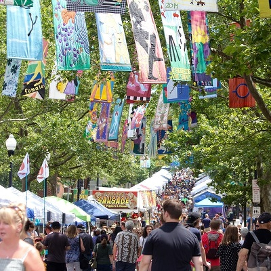 Road Closures, Parking Changes in Effect for Arts Festival