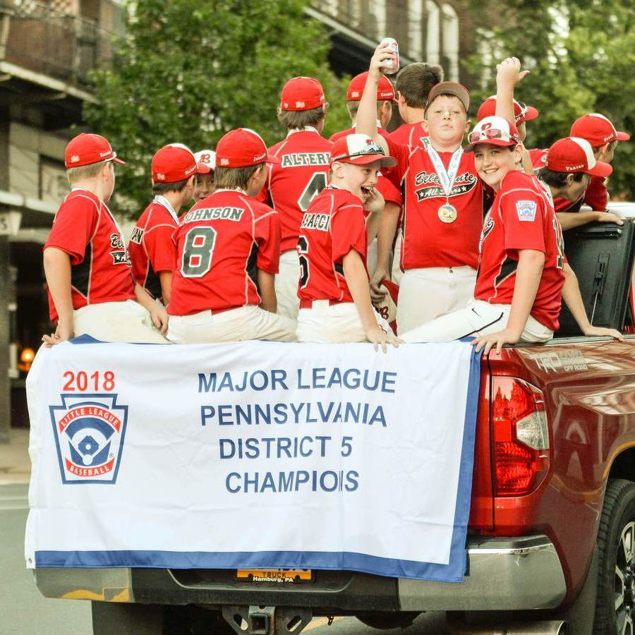 Bellefonte Beats State College to Capture District 5 Little League Title
