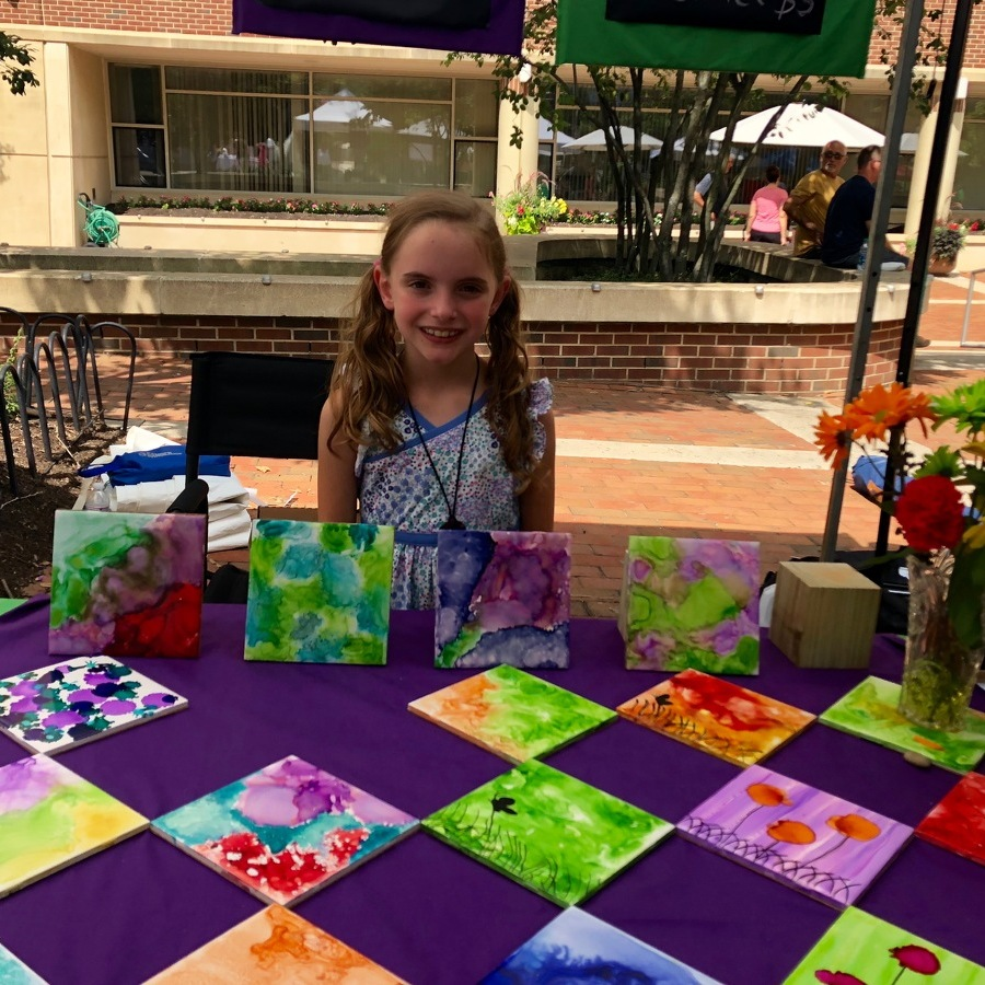 Young Artists Shine at Arts Fest Children and Youth Day