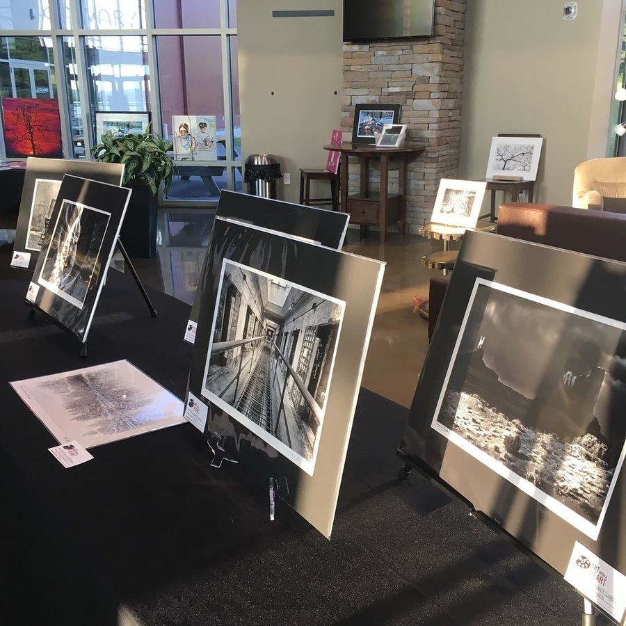 Calvary Church Welcomes Artists and Public During People's Choice