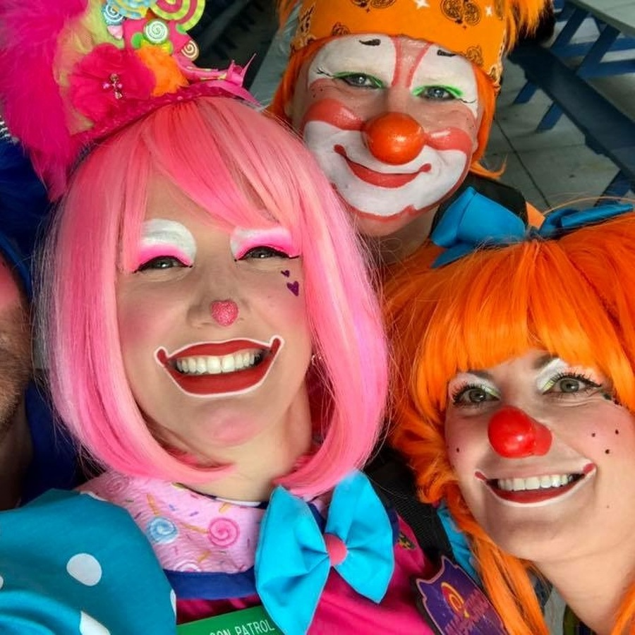 Toontown Klowns Take Clowning Around Seriously
