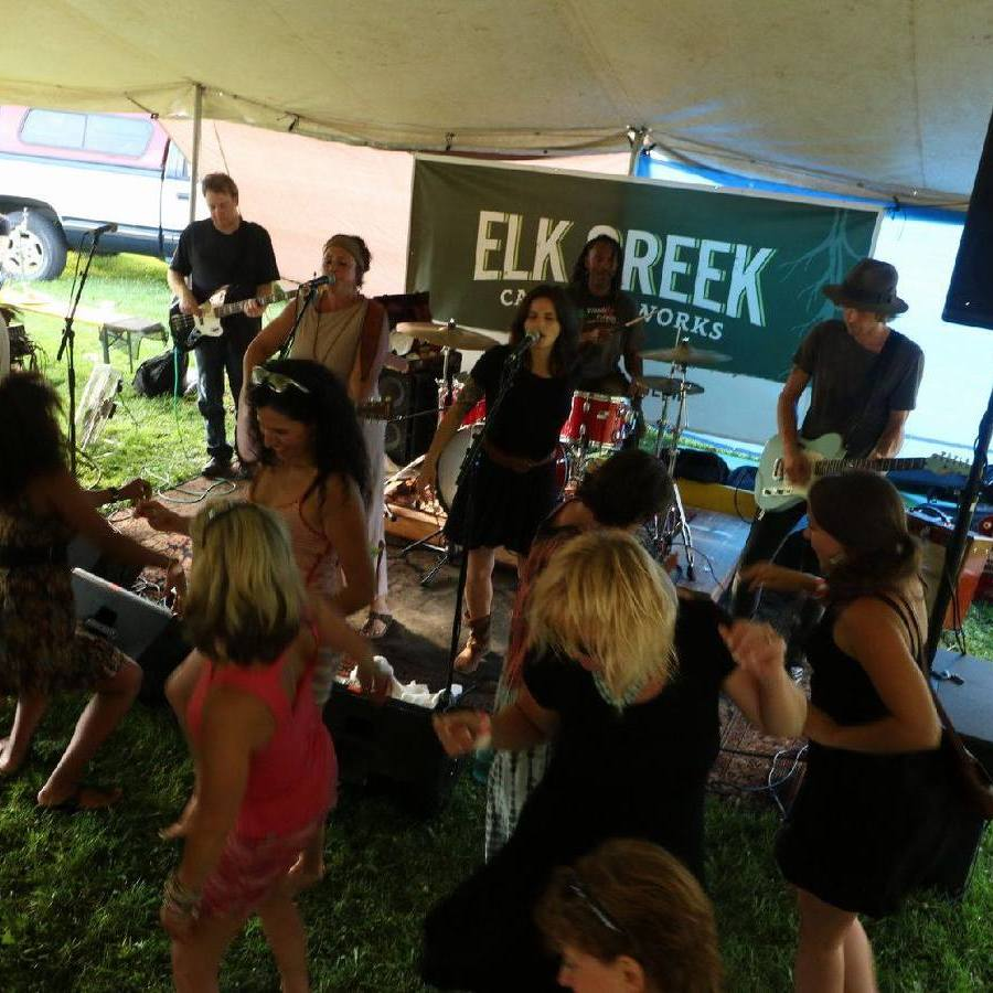 Elk Creek Hopes to Start a Tradition with Music Festival
