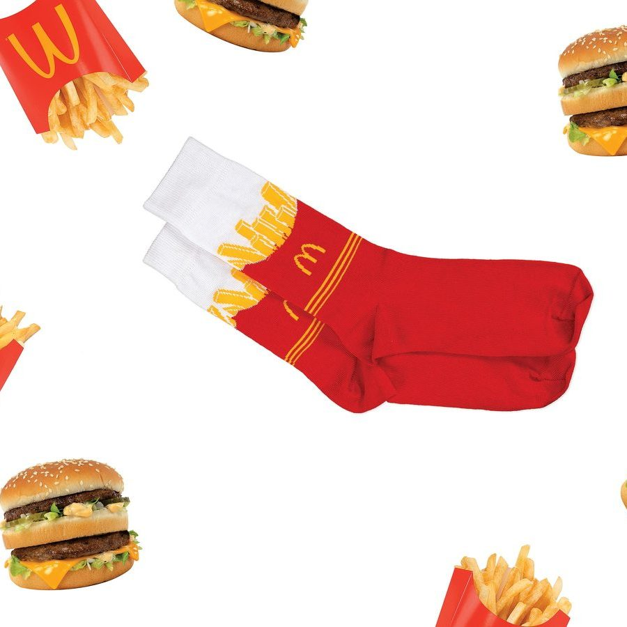 Local McDonald's Restaurants Giving Out Free Swag for McDelivery Day